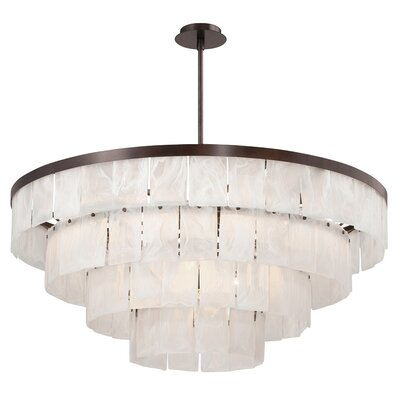 Hainsworth 16 Light Mini Chandelier