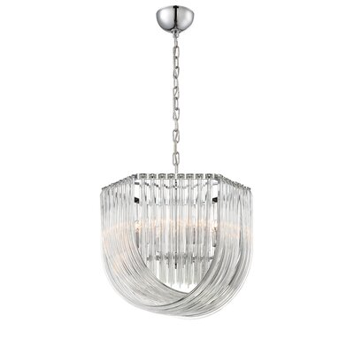 Elise 6-Light Bowl Pendant