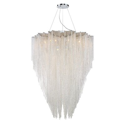 Cohen 24-Light Crystal Pendant