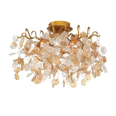 Campobasso 6-Light Flush Mount