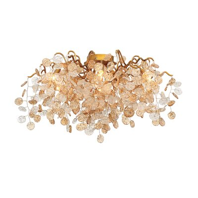 Campobasso 7-Light Flush Mount