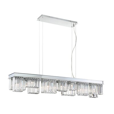 Lumino 14-Light Kitchen Island Pendant