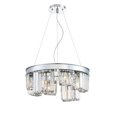 Lumino 8-Light Kitchen Island Pendant