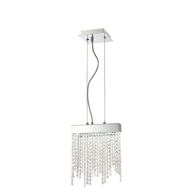 Rossi 1-Light Crystal Pendant