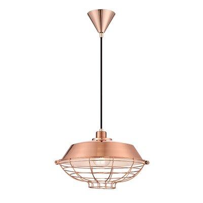 1-Light Mini Pendant Finish: Copper