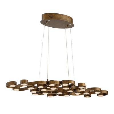 Pallazo 24-Light Kitchen Island Pendant