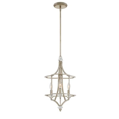 Palmisano 3-Light Mini Pendant