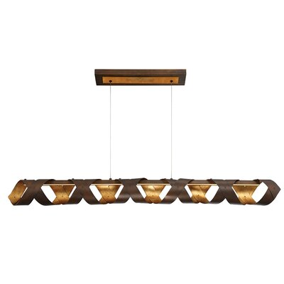 Banderia 1-Light Kitchen Island Pendant