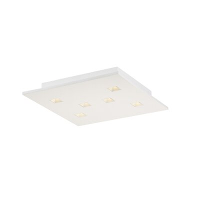 Kano 6-Light Flush Mount