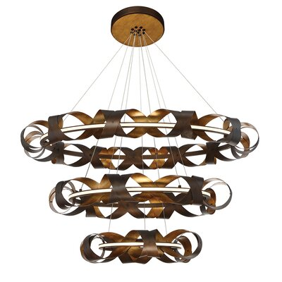Banderia 3-Light Cluster Pendant