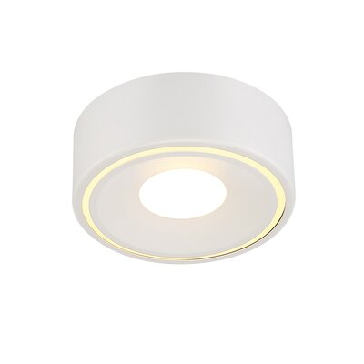 Stavro 1-Light Flush Mount