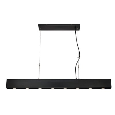 Niss 8-Light Kitchen Island Pendant