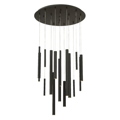 Lacie 18-Light LED Cluster Pendant