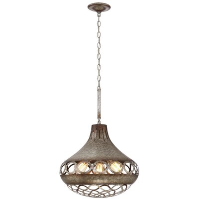 Colette 4-Light Mini Pendant