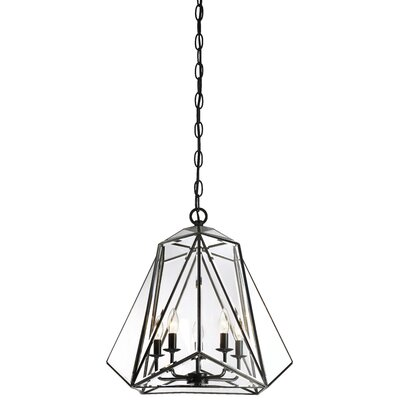 Cindy 5-Light Geometric Pendant