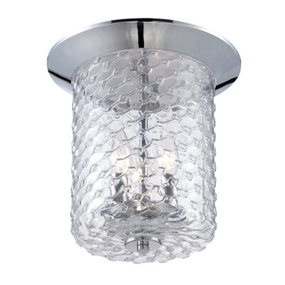 Elli 3-Light Flush Mount