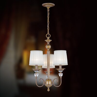 Locksley 3-Light Mini Chandelier