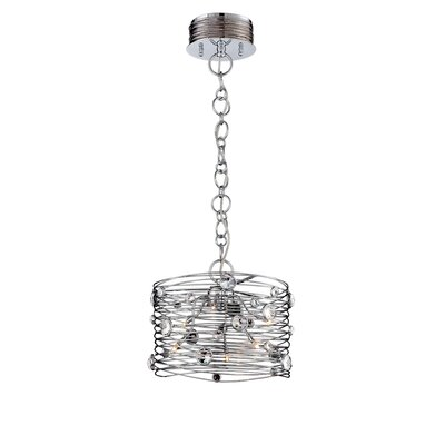 Corfo 6-Light Drum Pendant