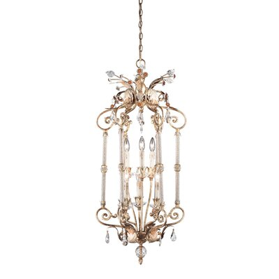 Dahila 6-Light Foyer Pendant