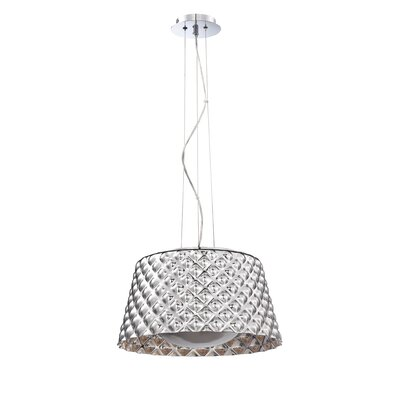 Altro 3-Light Inverted Pendant