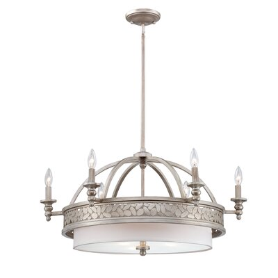 Amano 9-Light Candle-Style Chandelier