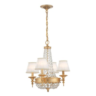 Pietra 4-Light Mini Chandelier