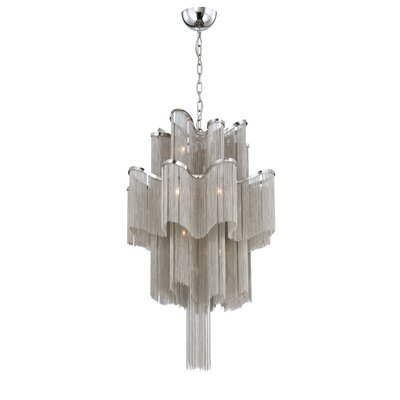 Cadena 12-Light Cluster Pendant