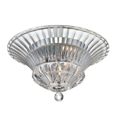 Bellissa 2-Light Flush Mount