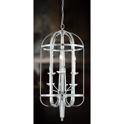 Senze 6-Light Foyer Pendant