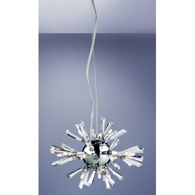 Lenka 15-Light Cluster Pendant