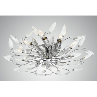 18 Felina Semi Flush Mount
