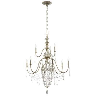 Collana 9-Light Crystal Chandelier
