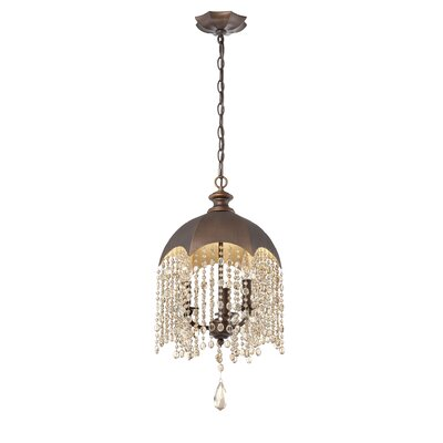 Ombrello 3-Light Pendant