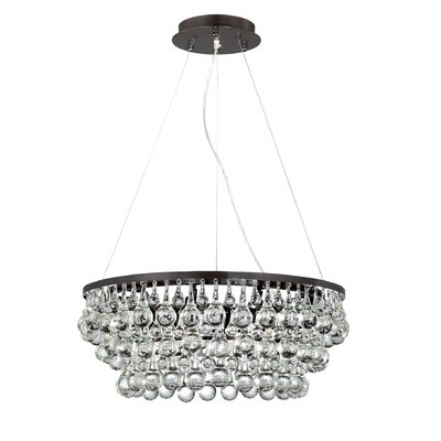 Canto 8-Light Crystal Chandelier