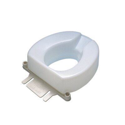 Bracket for the Raised Elongated Toilet Seat