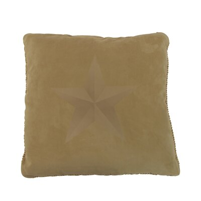 Square Star Throw Pillow