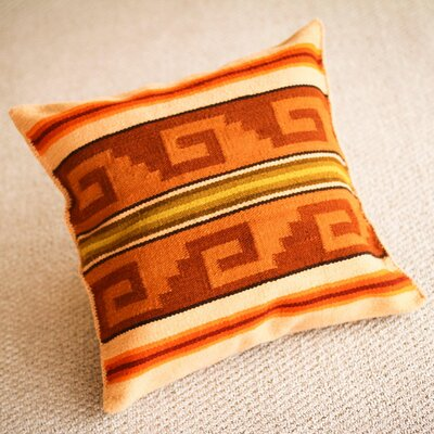 The Eliazar Ochoa Wool Pillow Cover