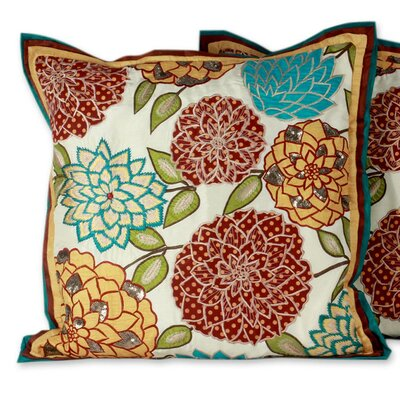 The Seema Pillow Cover