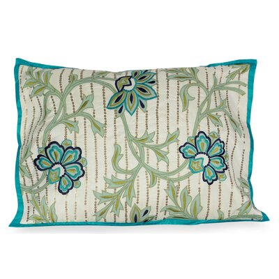 The Seema Applique Pillow Cover