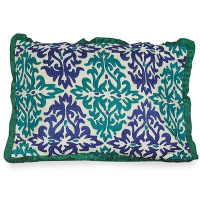 The Seema Embroidered Pillow Cover