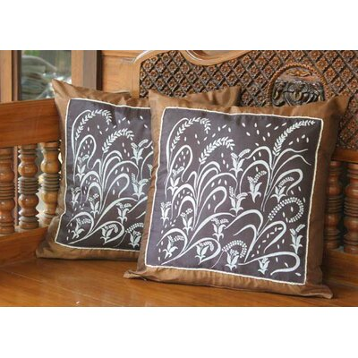 Fertile Field Cushion Cover