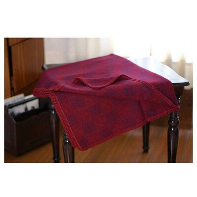 Glyphs Throw Blanket