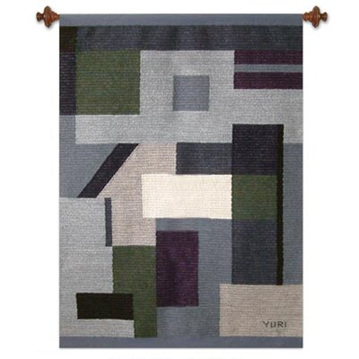 'Whimsical Geometry' Tapestry