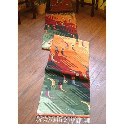 Toucan Tango Rug Rug Size: Runner 2 x 91