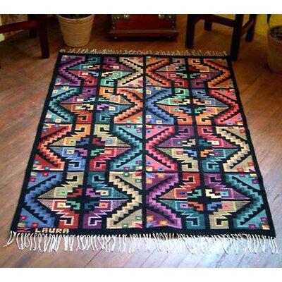 Andean Joy Zapotec Area Rug Rug Size: 310 x 54