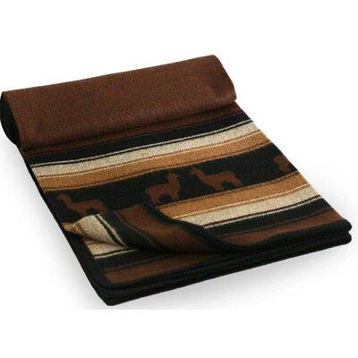 Alpaca Kingdom Throw Blanket
