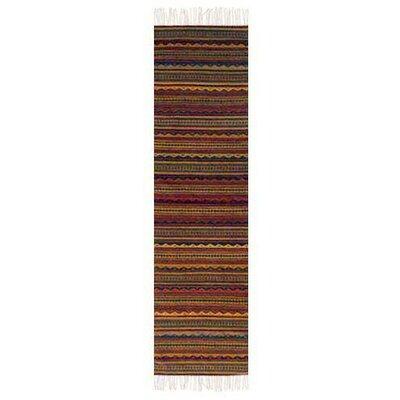 Hand-Woven Area Rug
