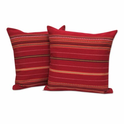 Hand Woven Pillow Cover