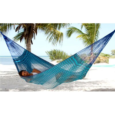 Fair Trade Cotton Tree Hammock