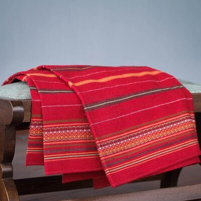 Handwoven Throw Blanket